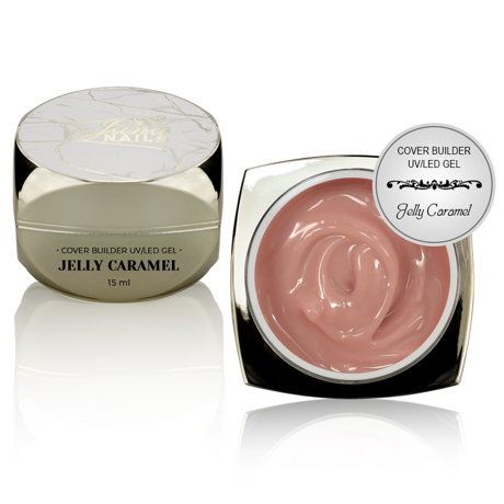 Buider gel - Jelly naked skin - JN 50 ml - Jana Nails